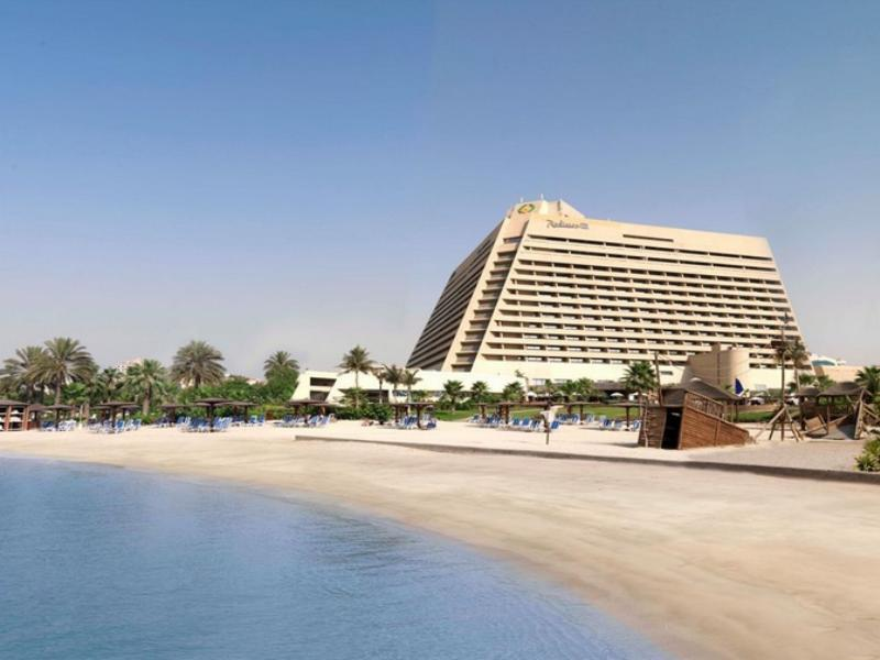 Radisson Blu Resort, Sharjah,