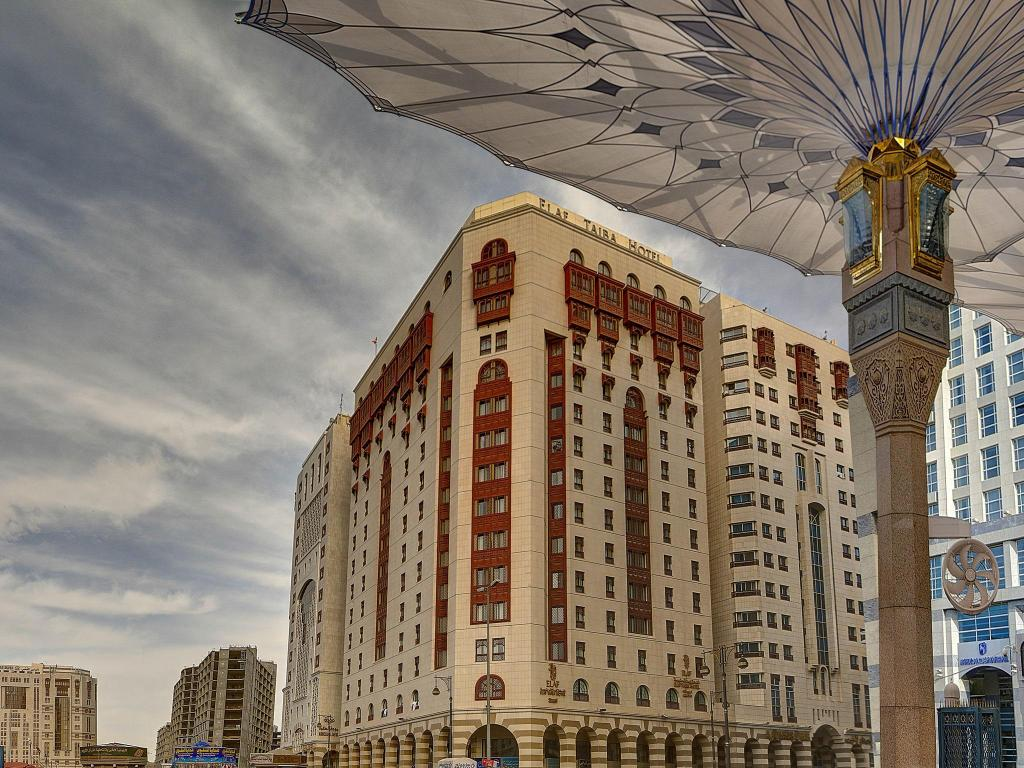 Umrah Banner: Best Price On Elaf Taiba Hotel In Medina + Reviews