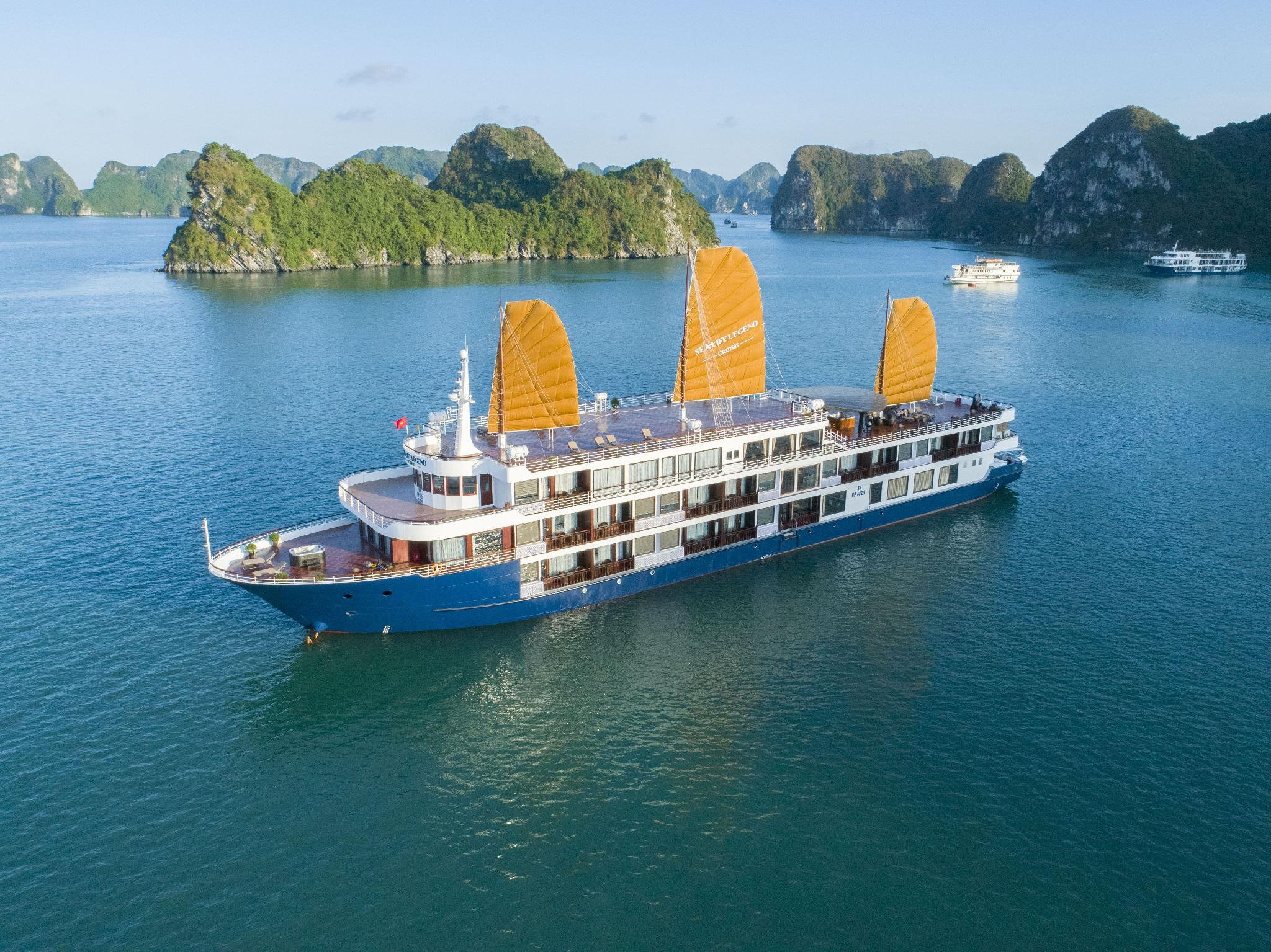 Sealife Legend Cruises Halong, Hải An