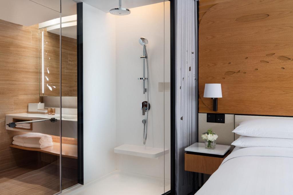 豪華房(特大床) - 浴室