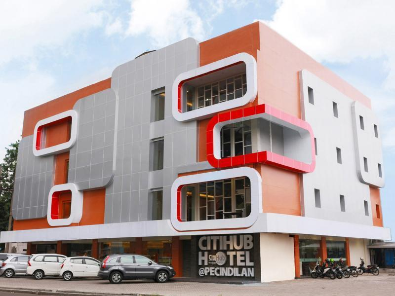 Citihub Hotel at Pecindilan