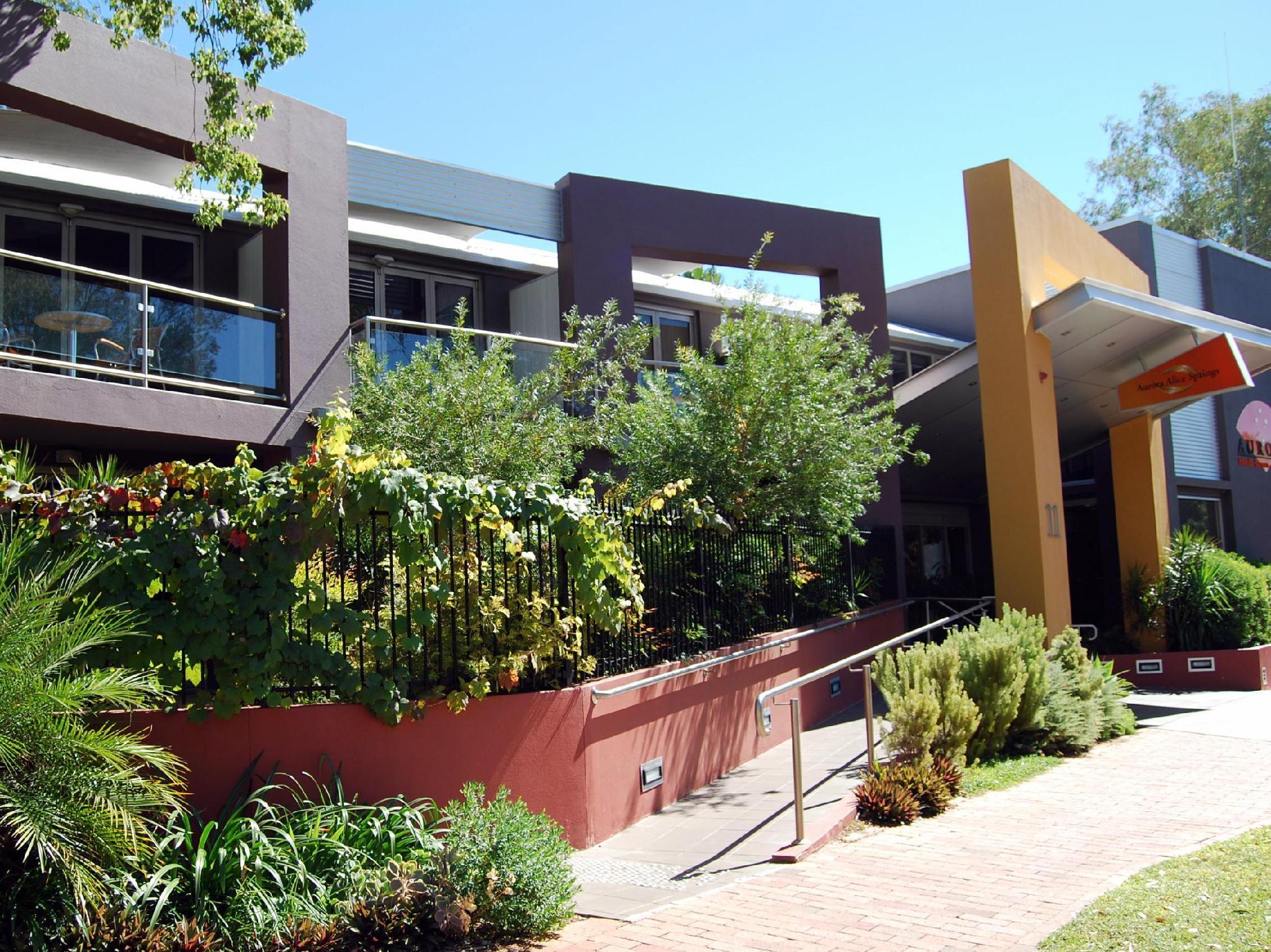 Aurora Alice Springs Hotel, Alice Springs- Stuart