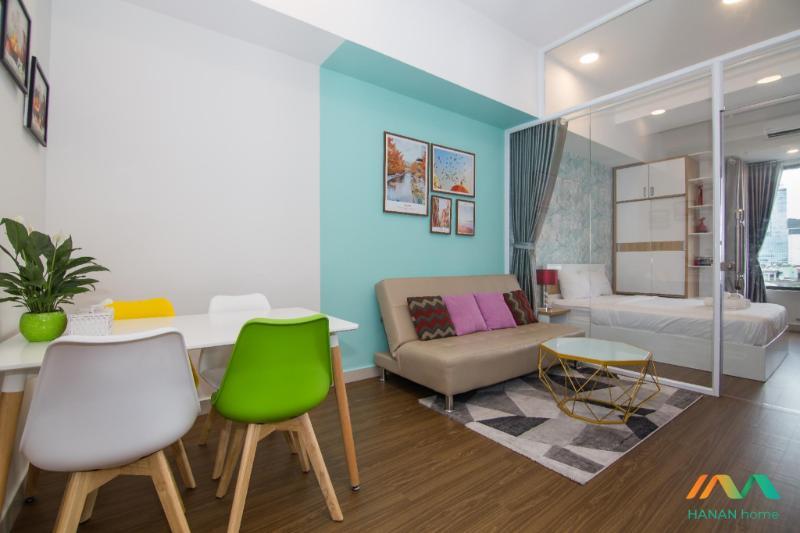 HANAN 1-BR apartment at Saigon downtown