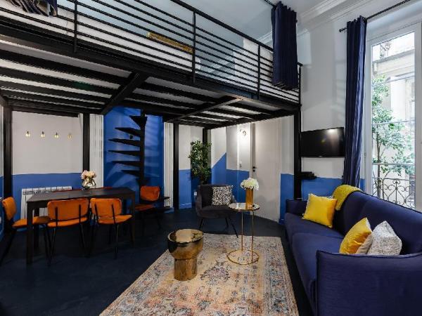 Luxury 2 Bedroom 2 Bathroom - AC - Louvre & Marais Paris