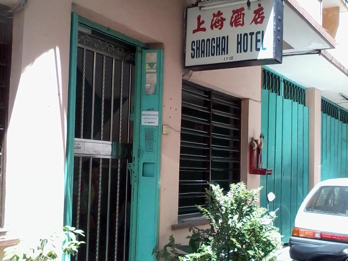 Shanghai Hotel, Kinta