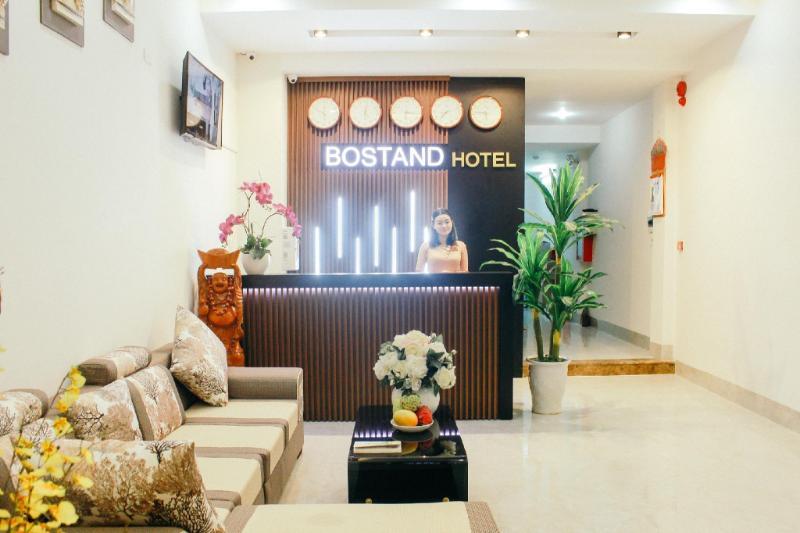 Khách sạn Bostand