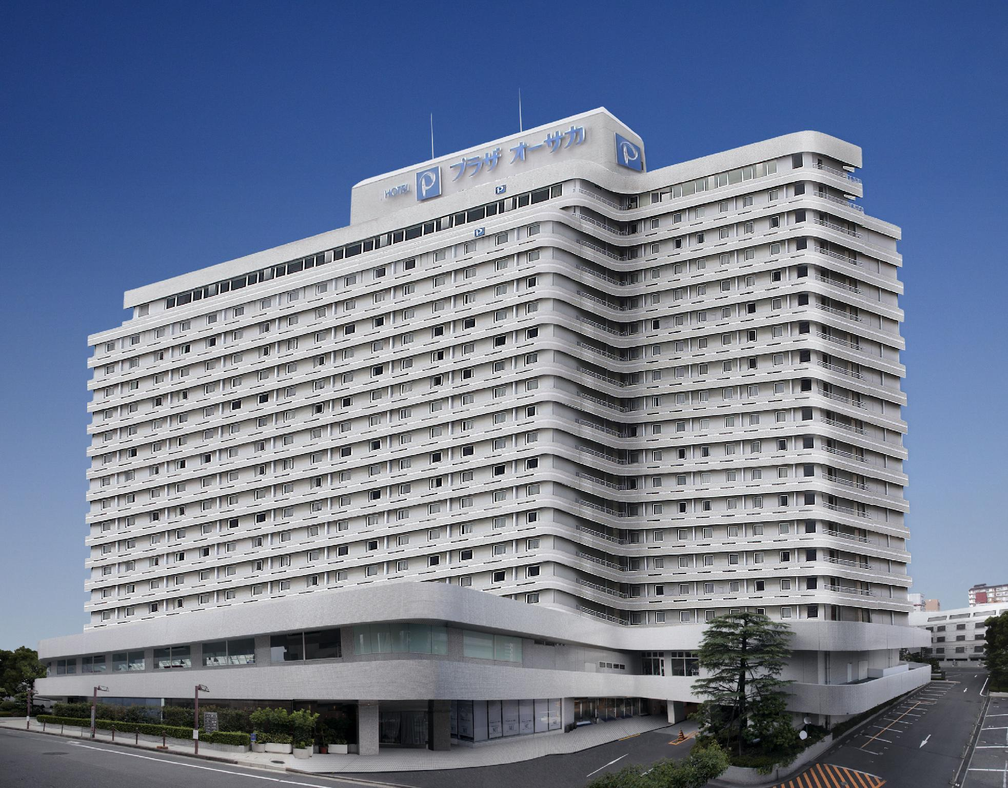 Hotel Plaza Osaka, Osaka