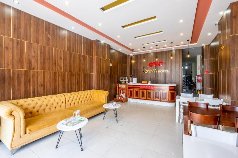 Khách Sạn Gina OYO 117