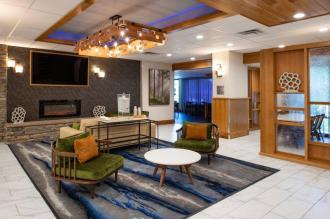 Fairfield Inn & Suites Bakersfield Central