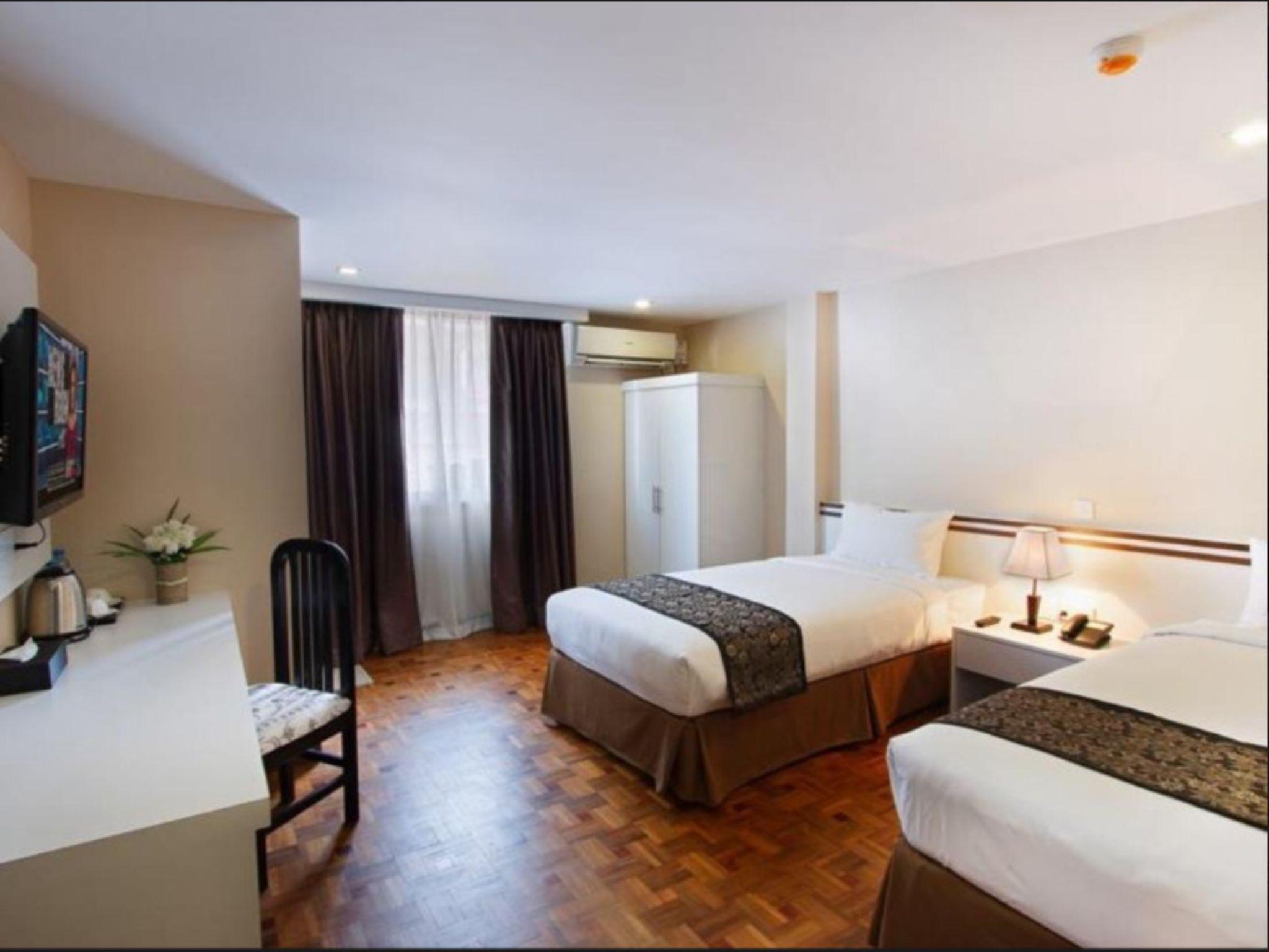 Hotel Esta, Yangon-W
