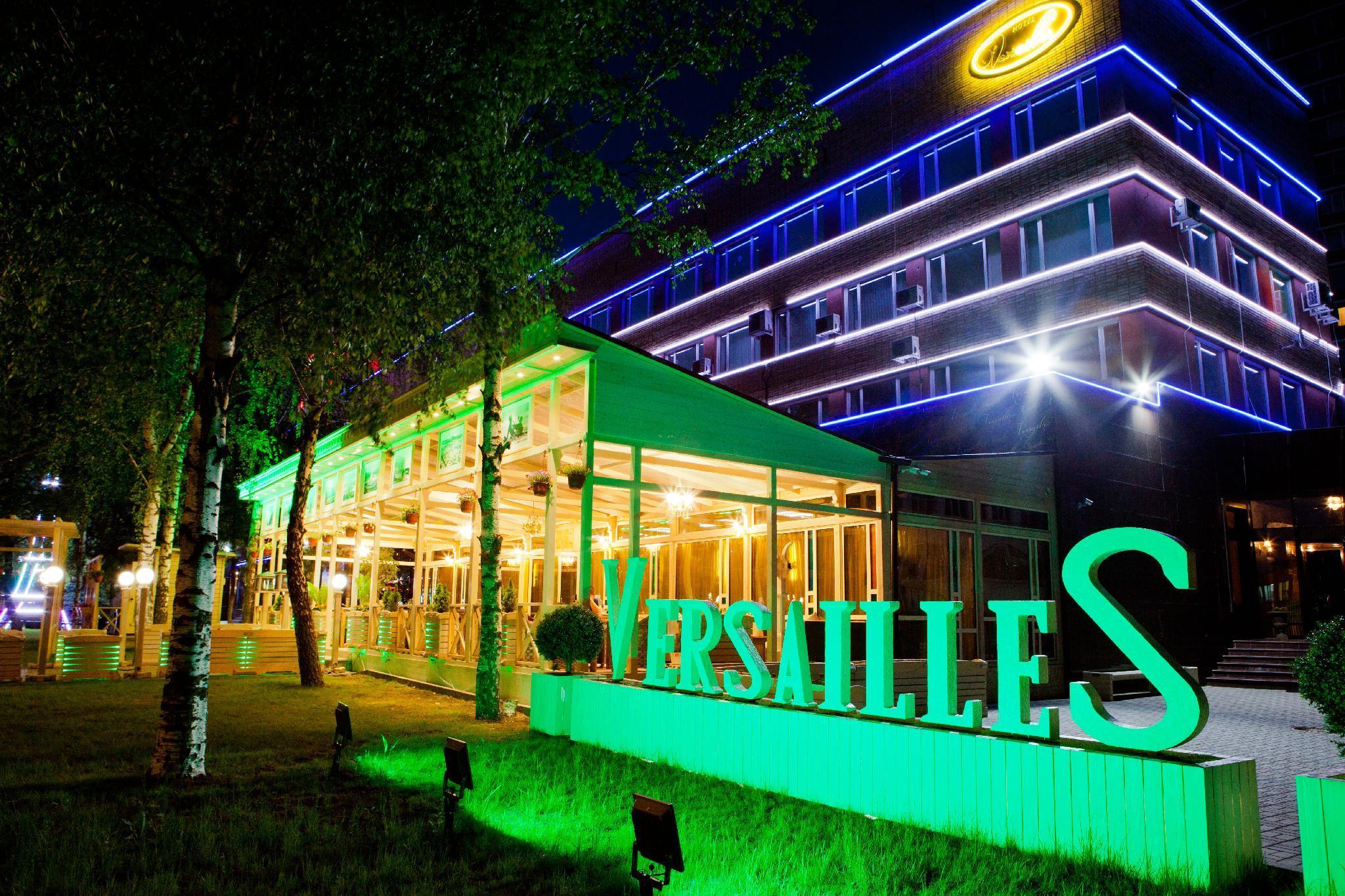 Versailles, Borovskiy rayon