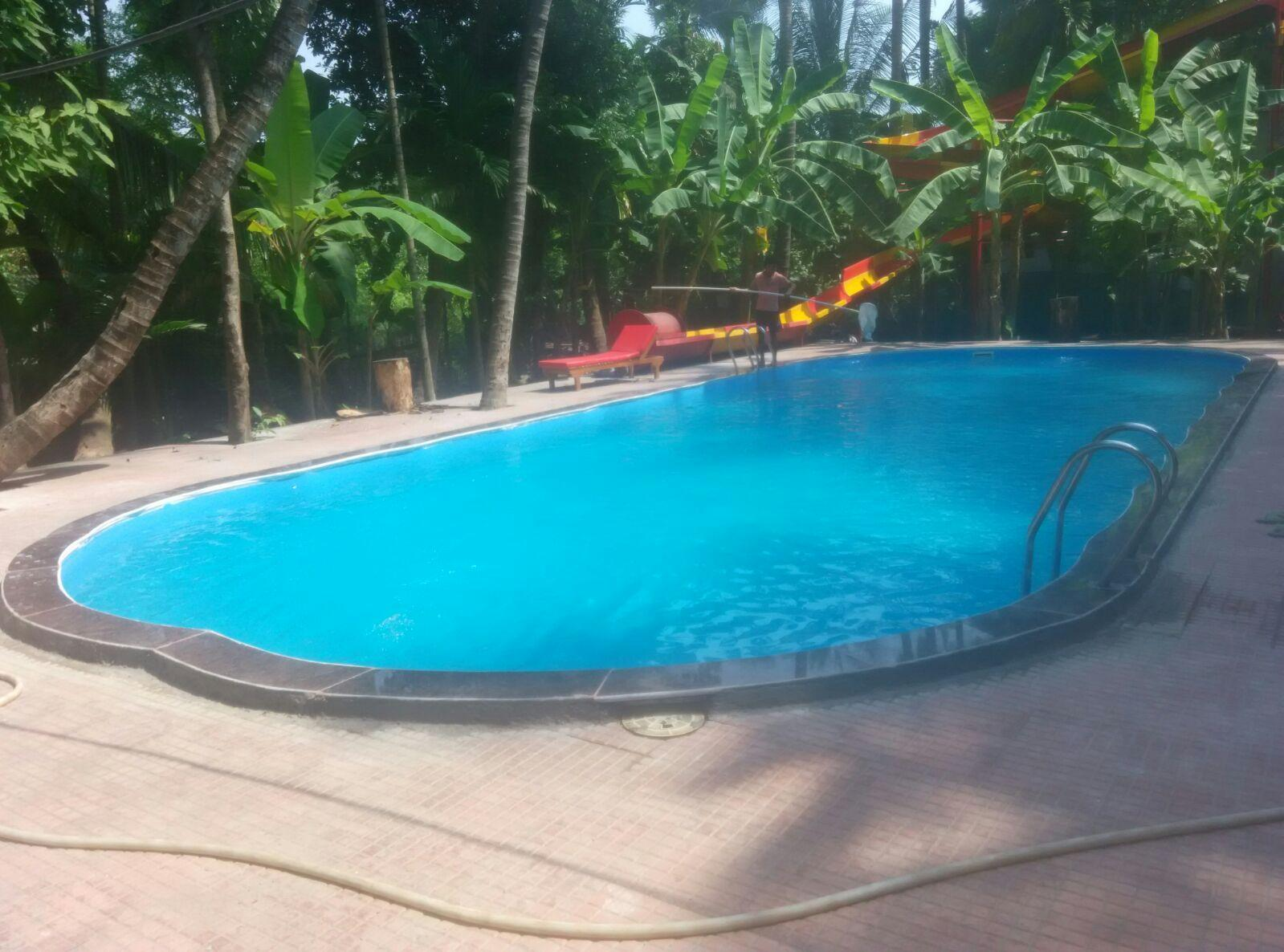 Perfect weekend break with a Swimming Pool, Palghar
