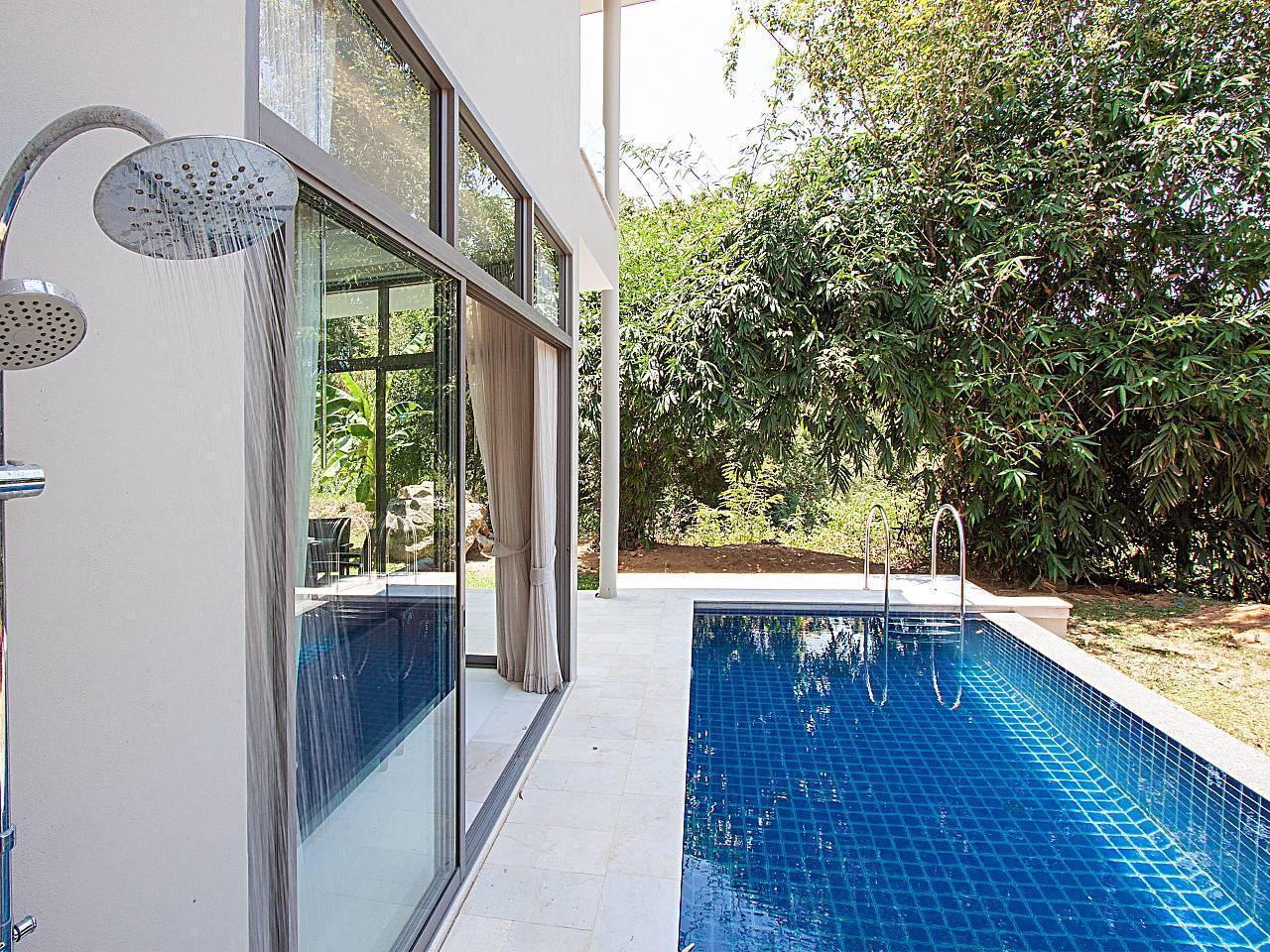Triumph Villa A | Samui 2 Bed Pool Villa at Bang Por - 13371963