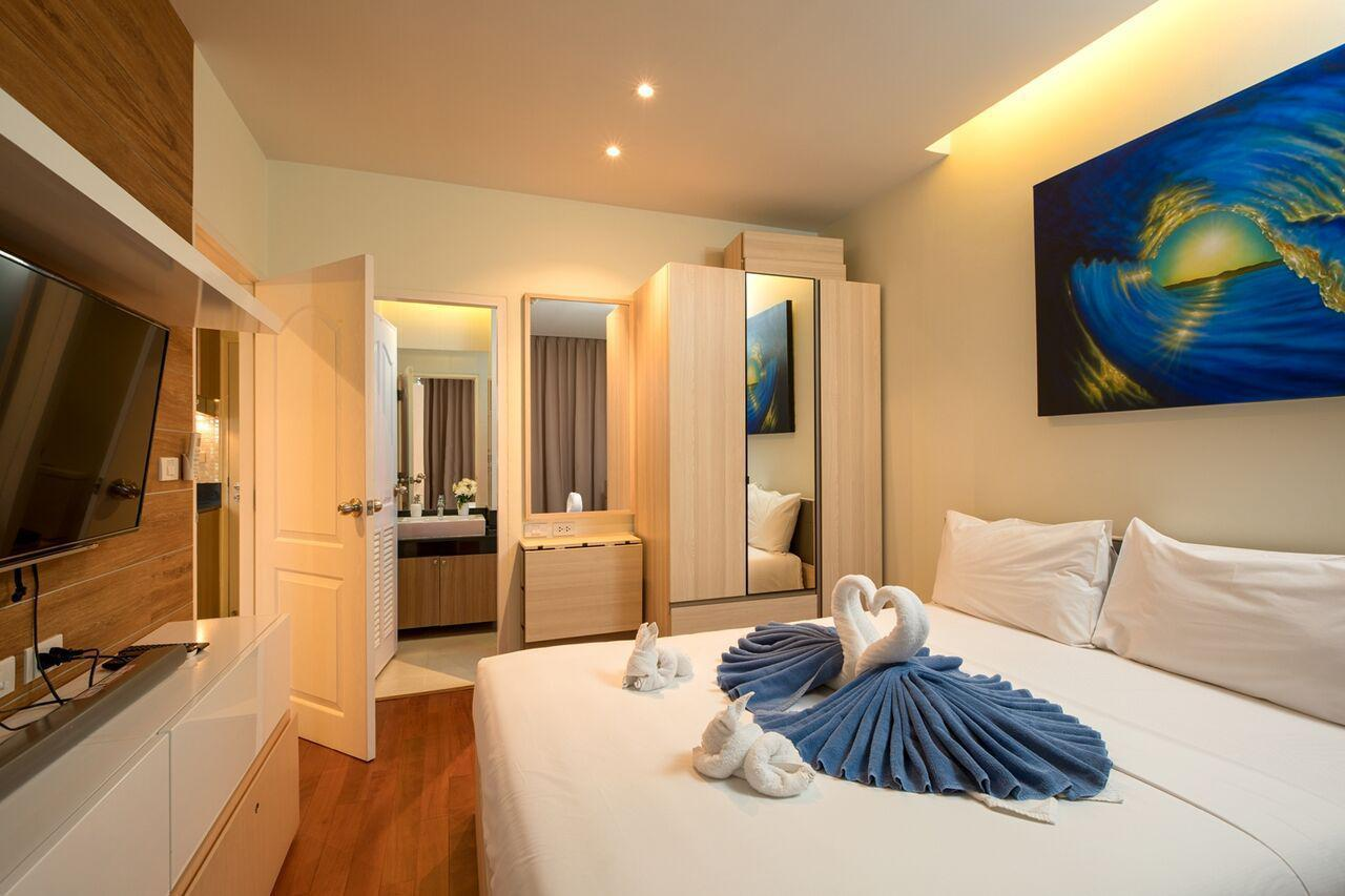 1 Bedrooms + 1 Bathrooms Apartment in Nai Harn - 23646263