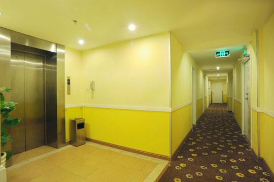 Home Inn Hotel Yantai Erma Road, Yantai