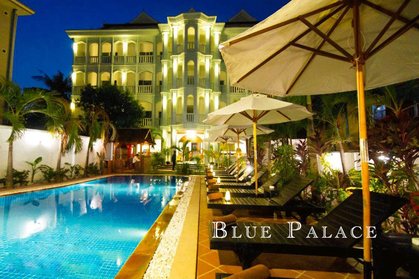 blue palace hotel siemreap