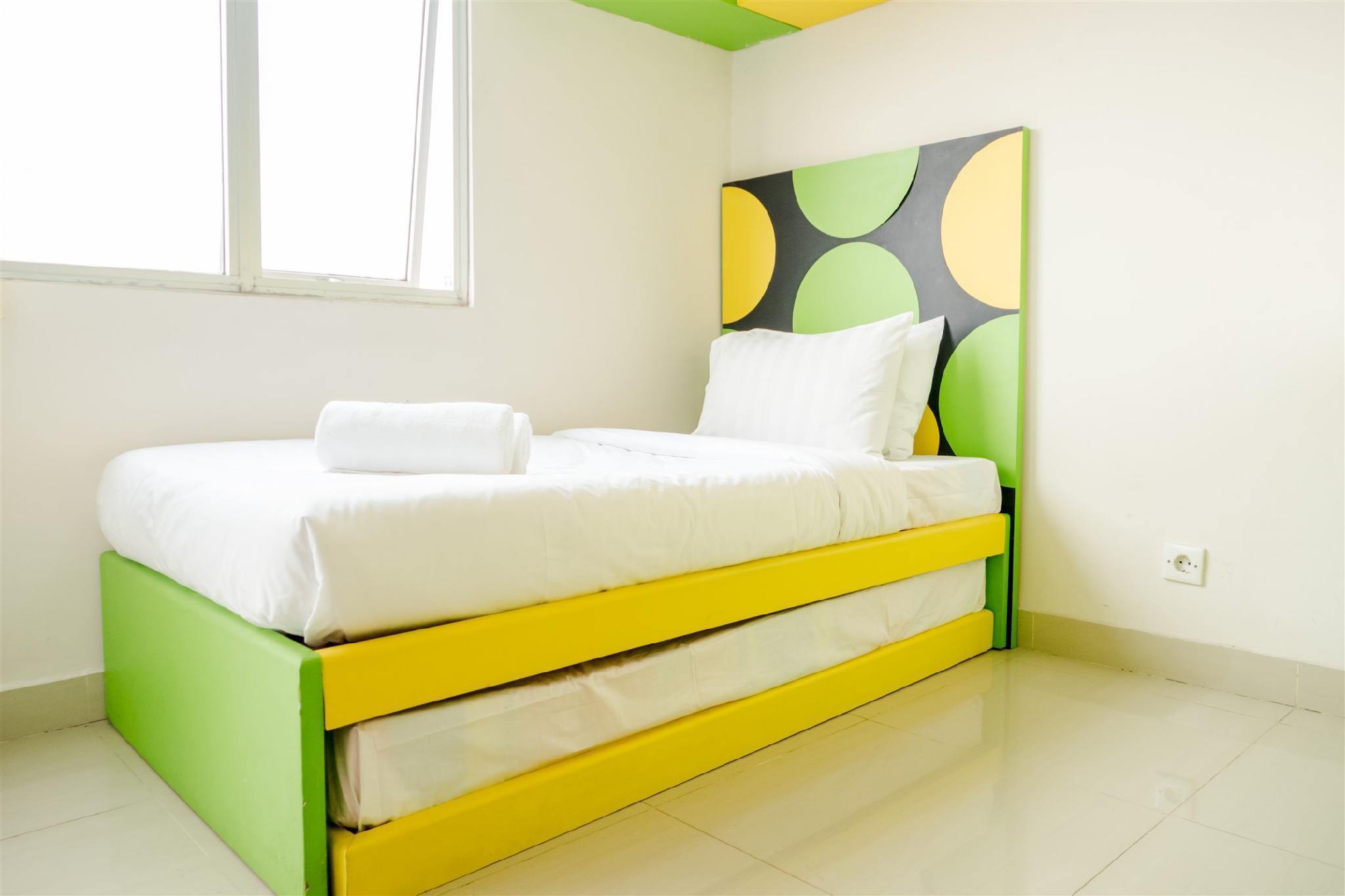 Strategic 2BR at Sudirman Suite Apt By Travelio