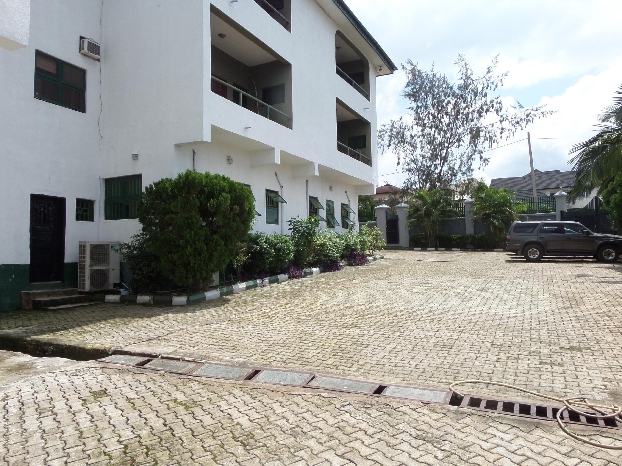 DE New Lanmark Hotel, IbadanNorth-West
