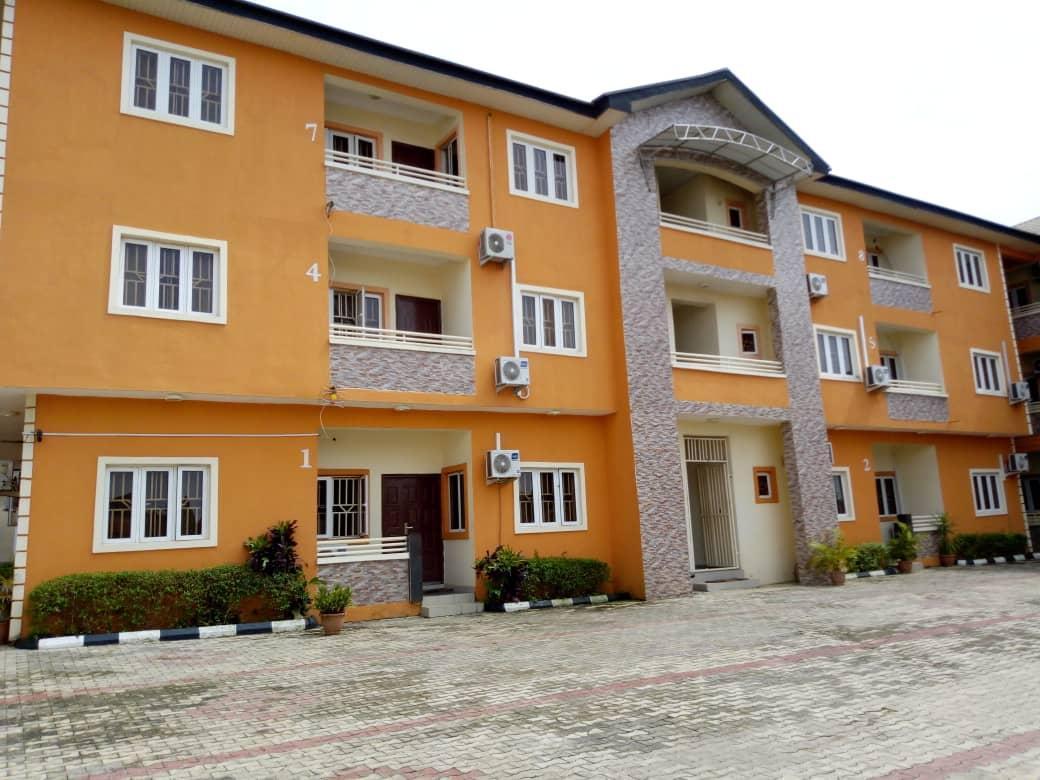 Waterworld Apartments, IbadanSouth-West