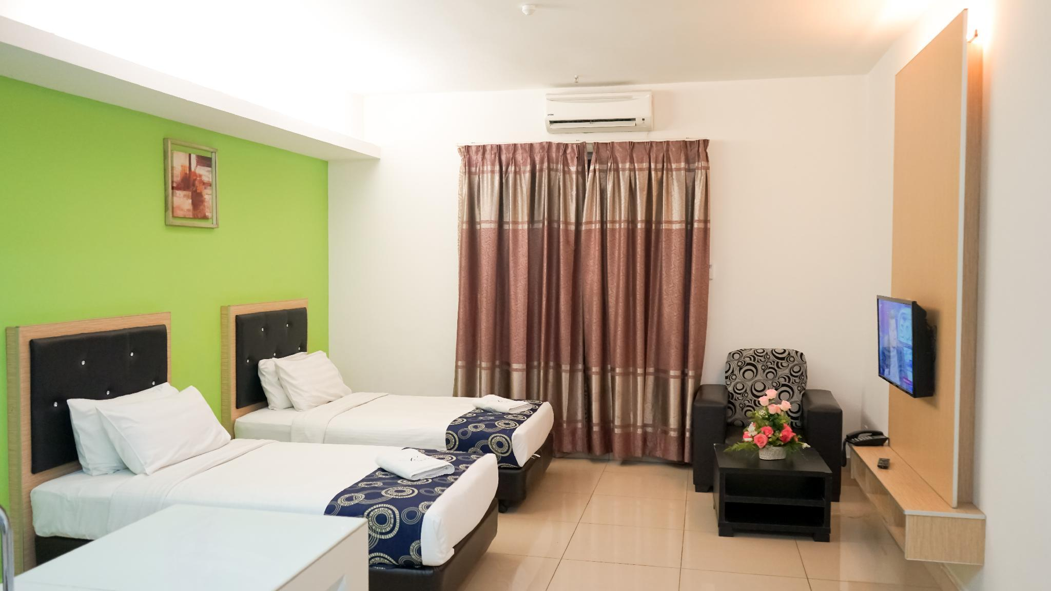OYO 540 De Viana Hotel & Apartments, Kota Bharu