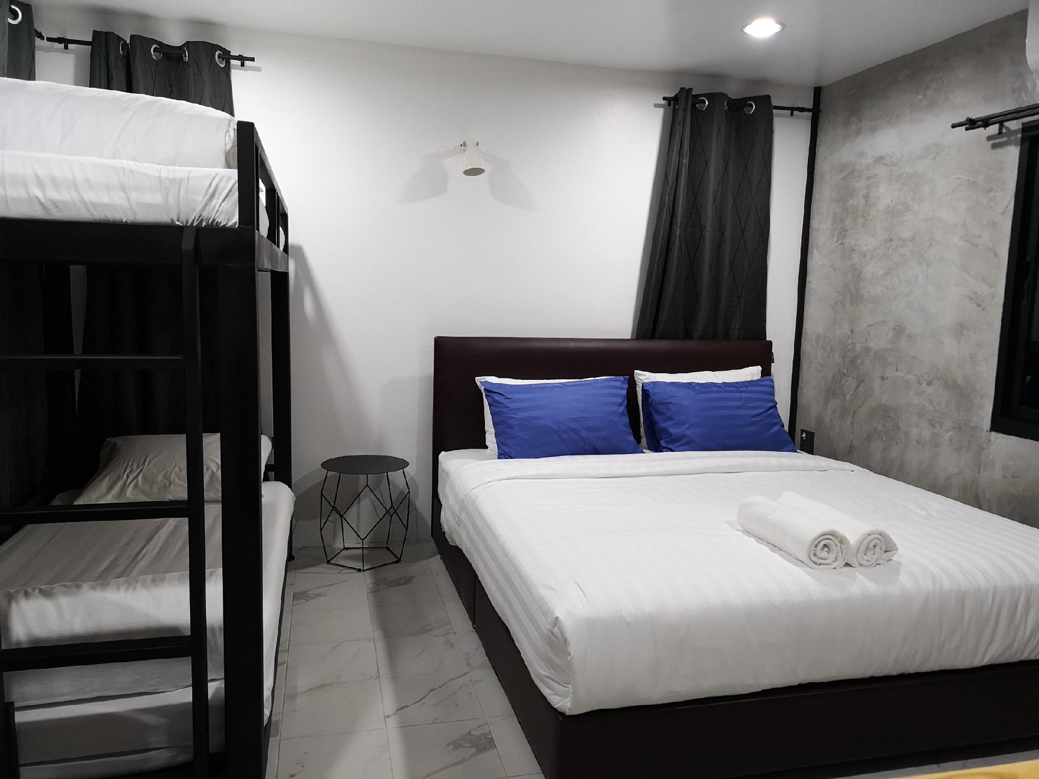 Baan Suan Lung Oz Deluxe room