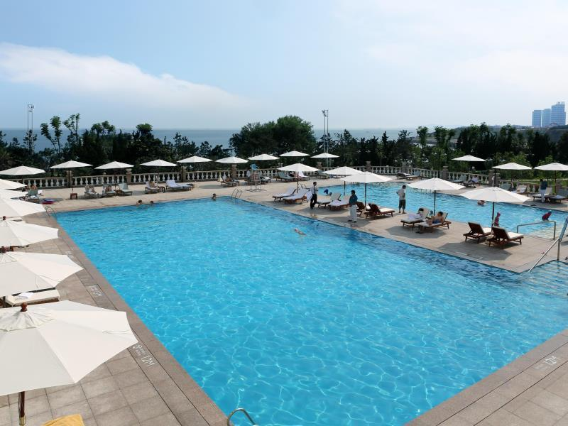 Qingdao Sea View Garden Hotel, Qingdao