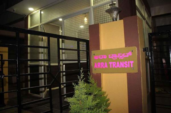 Arra Transit Bangalore