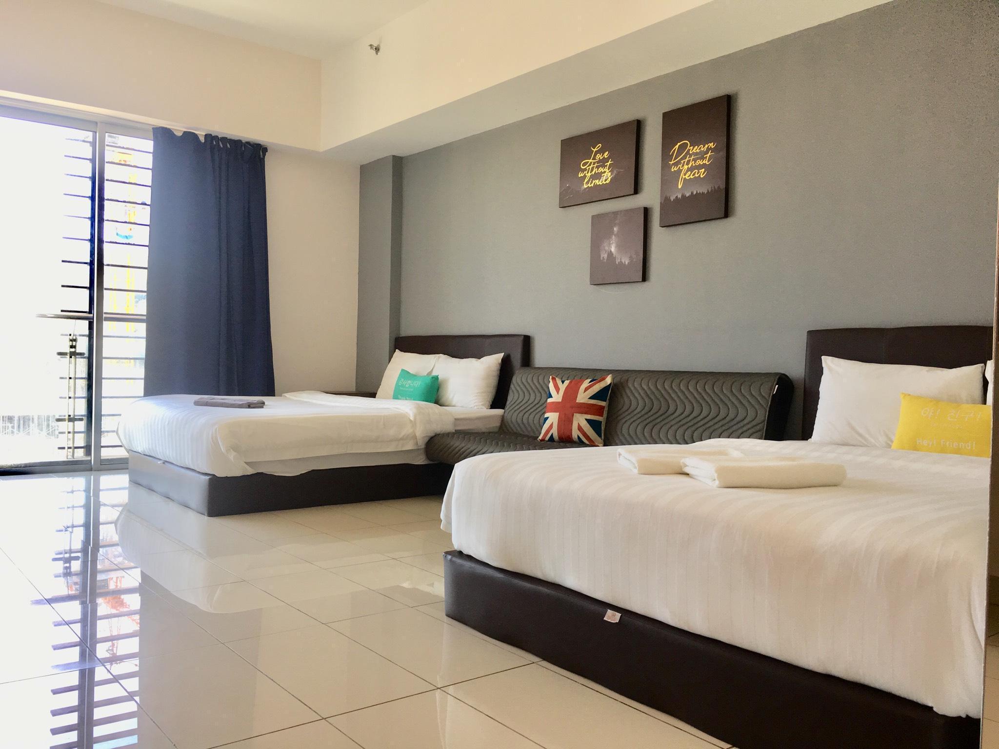 Jio Suites Just Nice BIG Room Aeropod KK