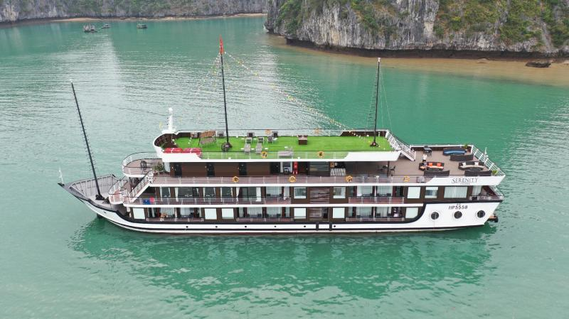 Hạ Long Serenity Cruises