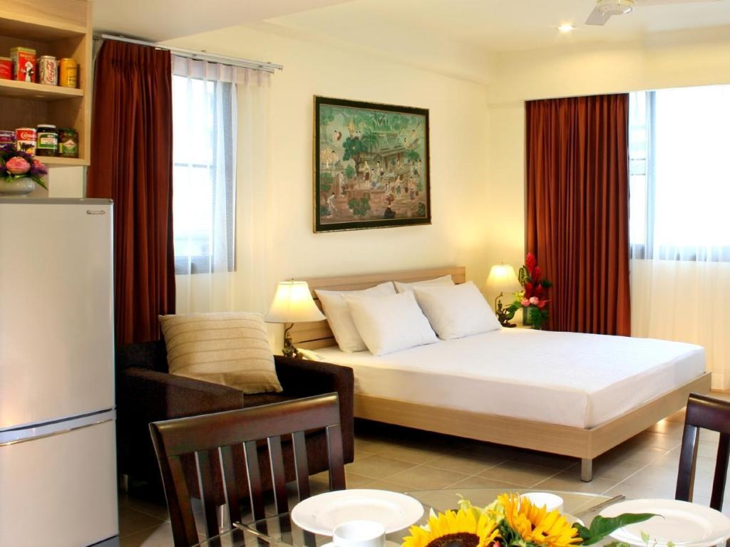 D ヴァリー ディバ バリー シーロム バンコク ホテルと同グレードのホテル1