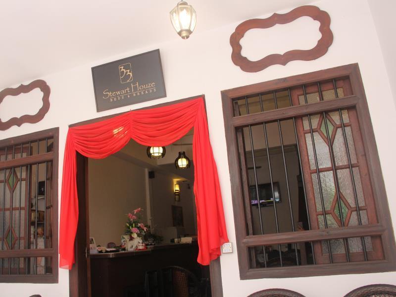 Thirty Three Stewart Houze Guest House, Pulau Penang