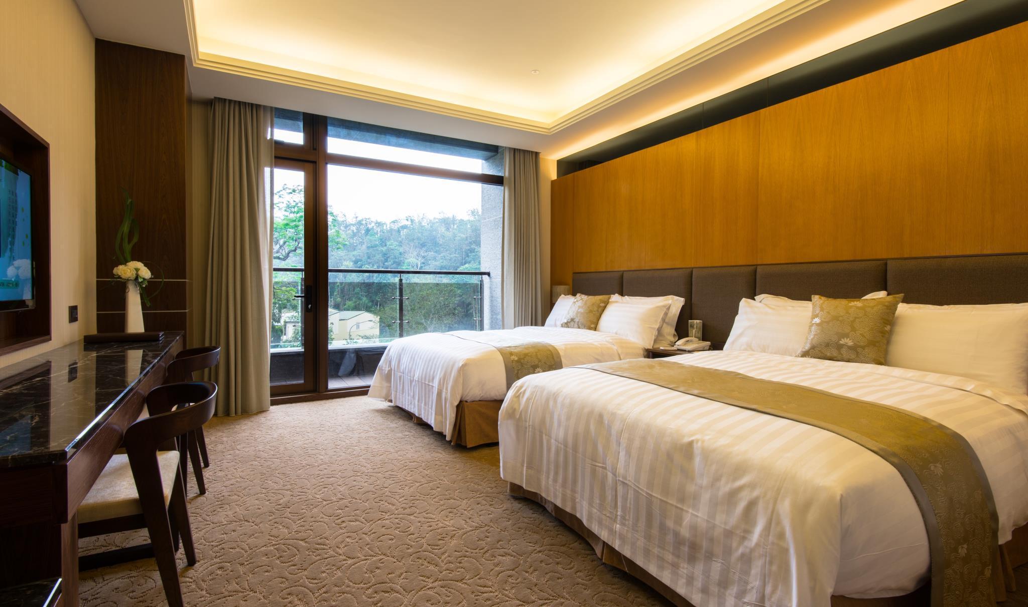 Fuli Hot Spring Resort, Nantou