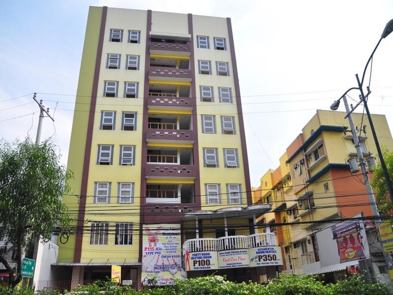 Rooms 498 Hostel, Mandaluyong