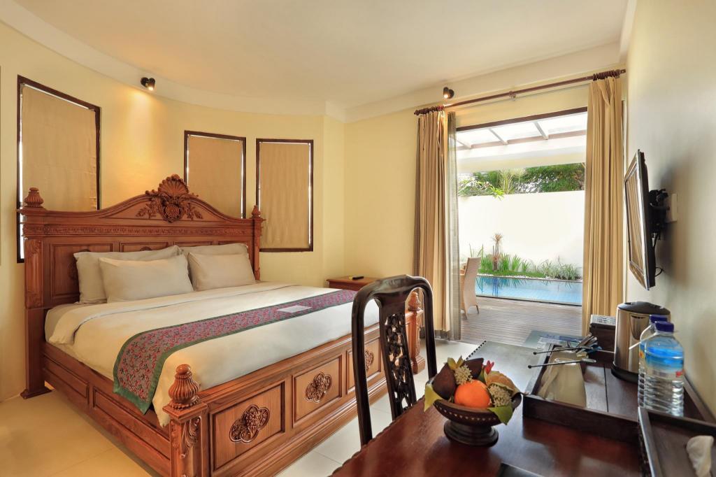 Kamar penginapan di Aston Sunset Beach Resort - Gili Trawangan