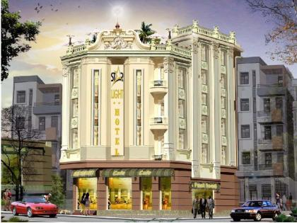 Khách sạn Ánh Sao Hạ Long