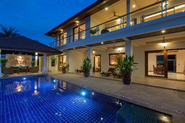Peerapat Villa Koh Samui