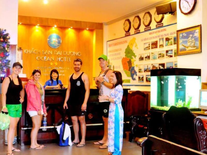 Khách Sạn Đại Dương Nha Trang