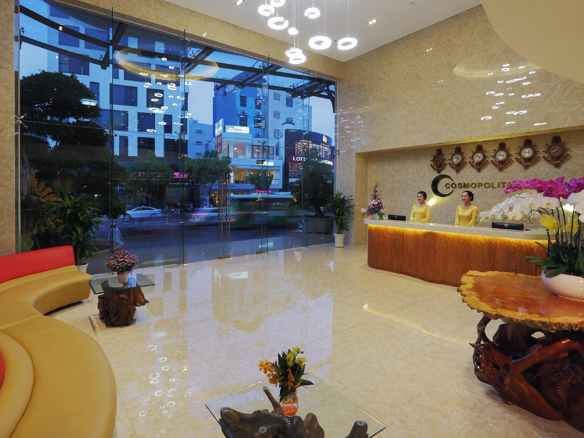 Khách Sạn Cosmopolitan Hồ Chí Minh