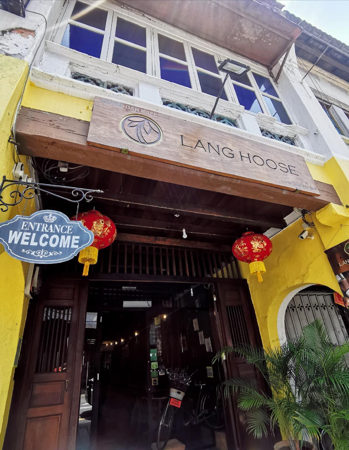Lang Hoose, Pulau Penang