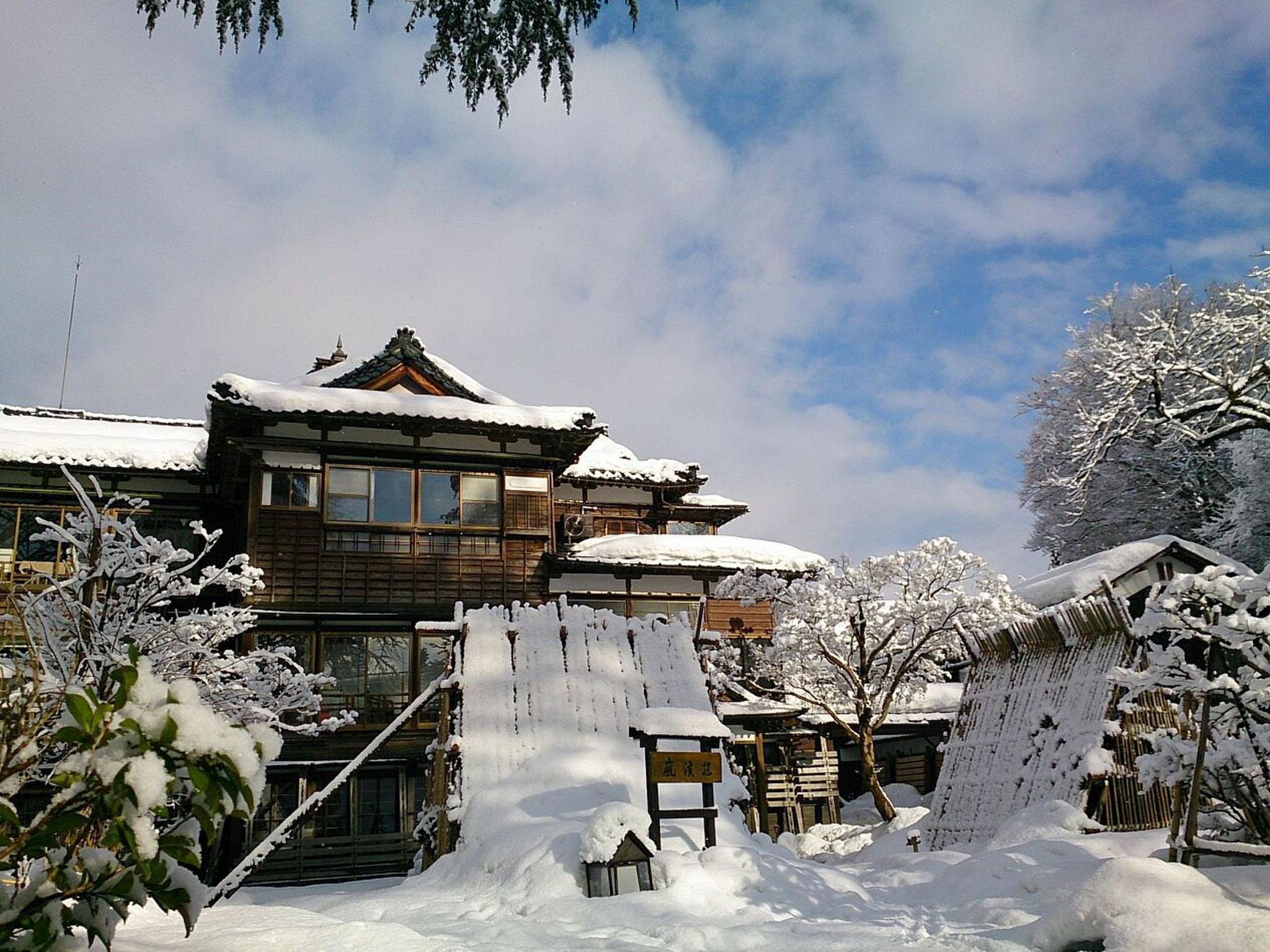 Myousenwaraku Rankeisou Ryokan, Sanjō