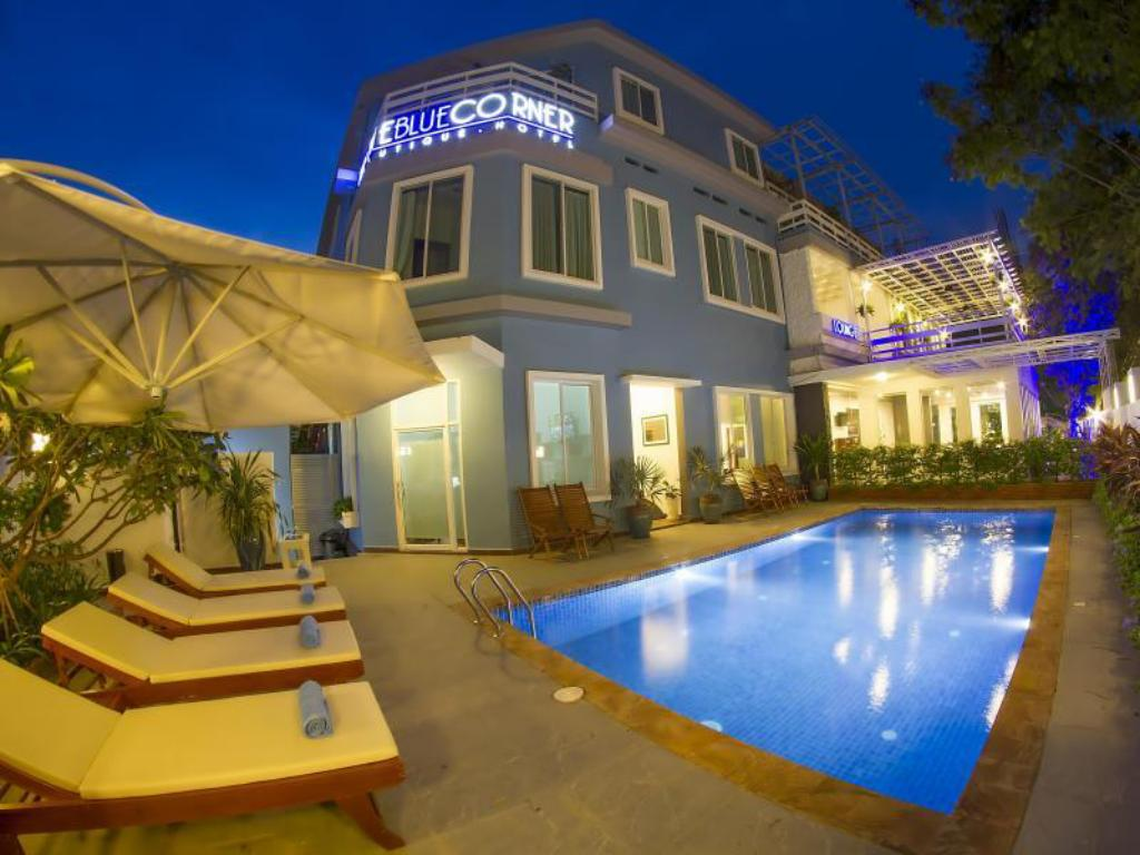 Best price on the blue corner boutique hotel in phnom penh for Best boutique hotels phnom penh