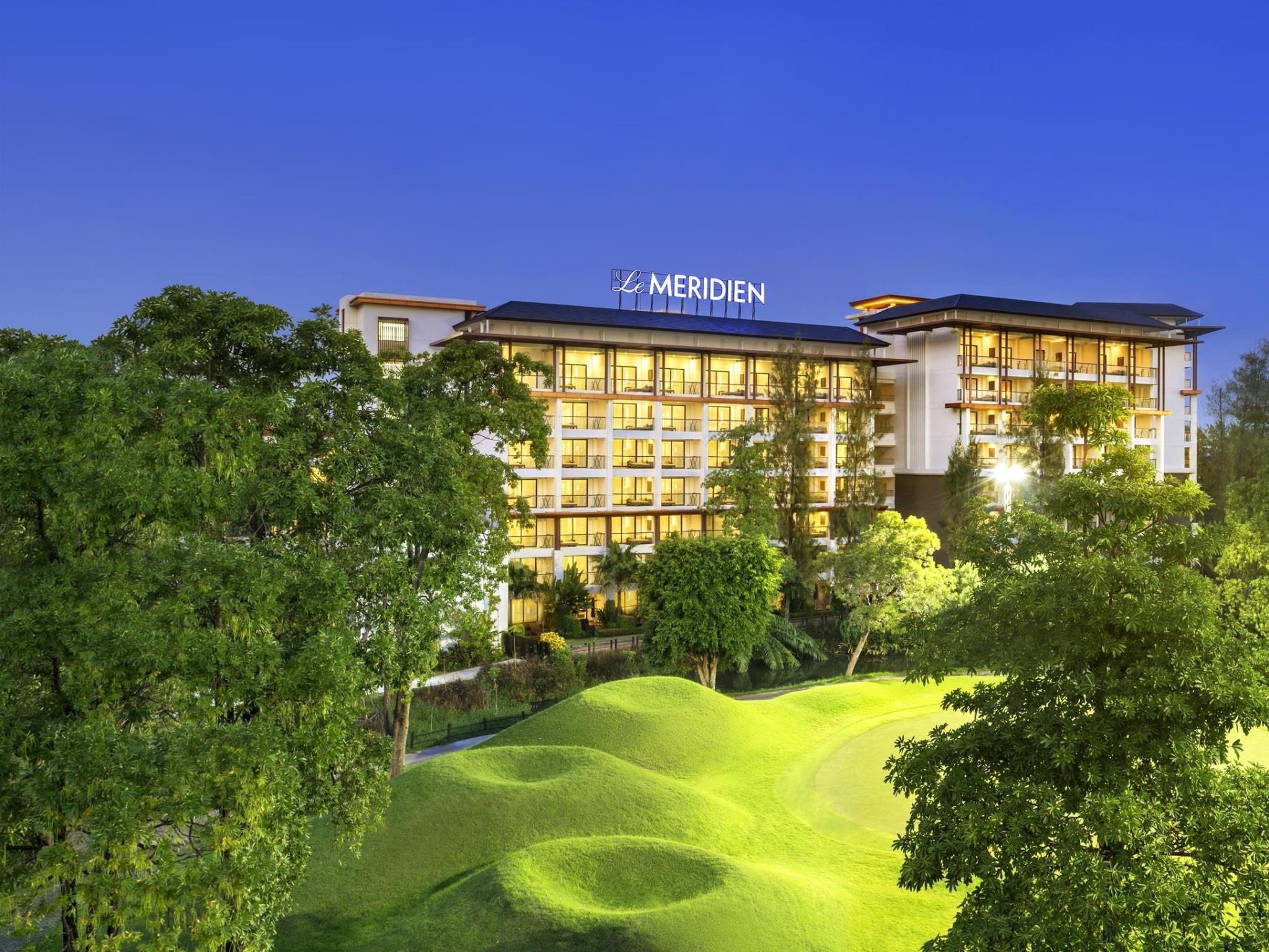 Le M�ridien Suvarnabhumi, Bangkok Golf Resort & Spa - Bangkok