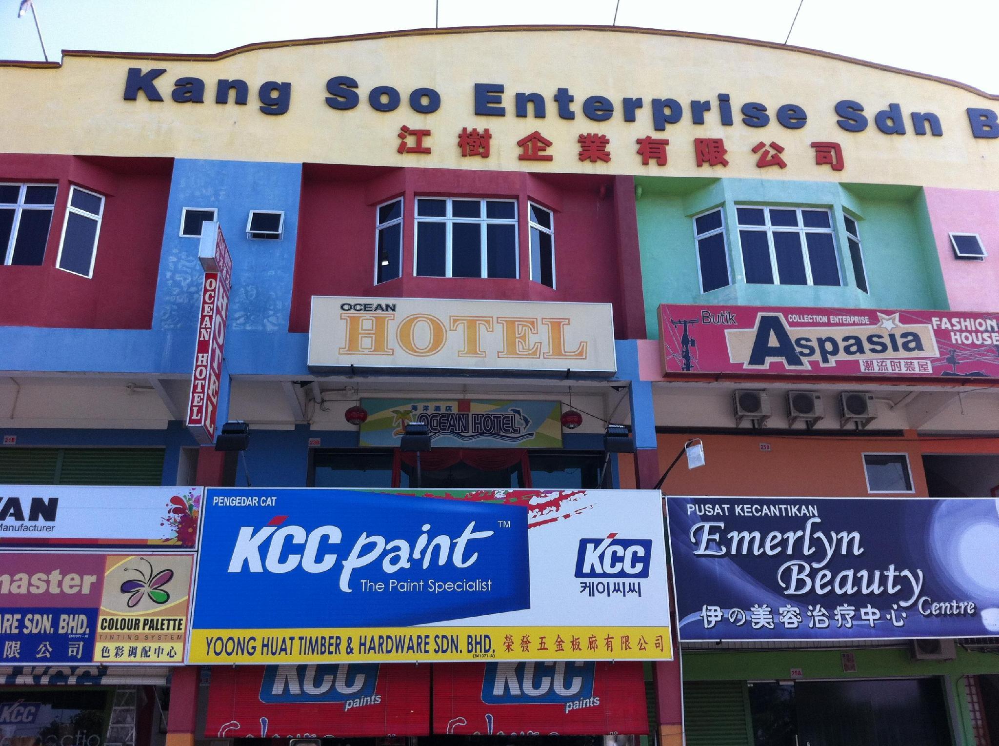 Ocean Hotel, Sabak Bernam