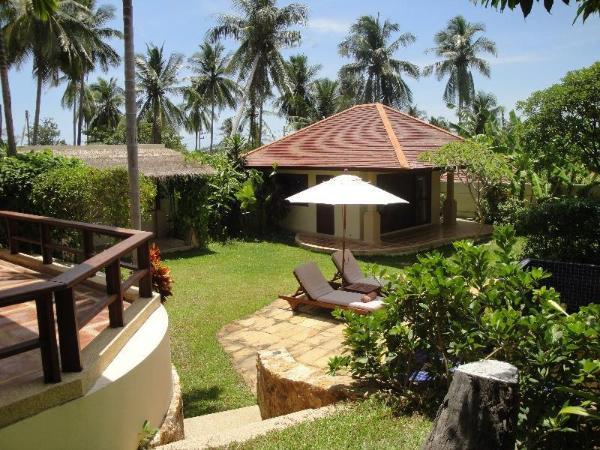 Som-O Plantation Villa Koh Samui