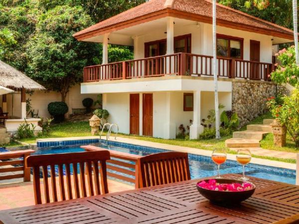Villa Sapparos Koh Samui