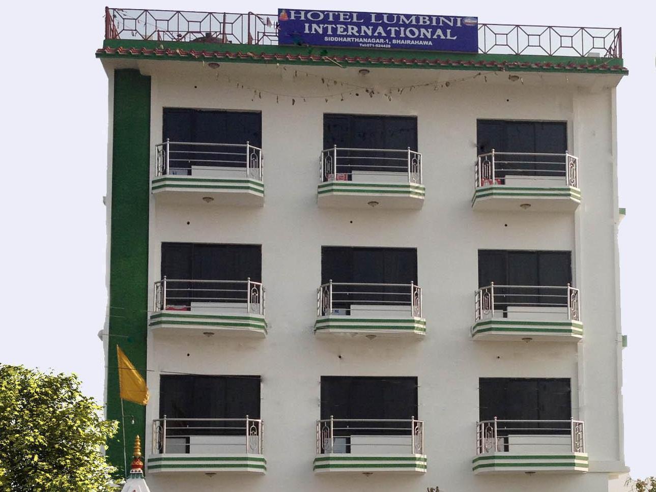 Hotel Lumbini International, Lumbini