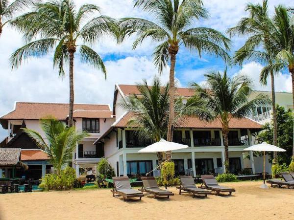 Baan Bophut Beach Hotel Koh Samui