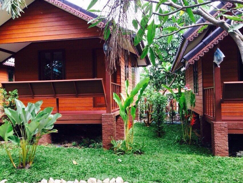 Prangnarai Resort, Muang Lop Buri