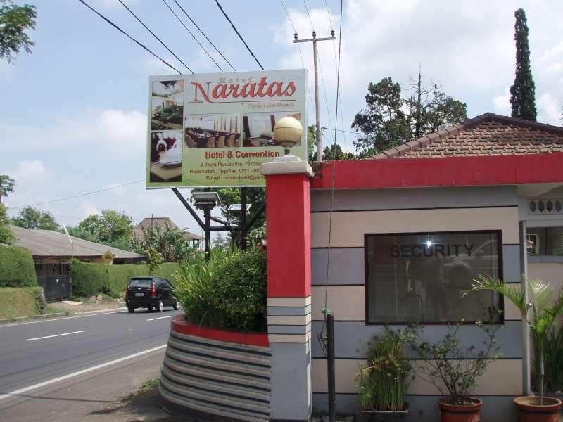 Naratas Hotel, Bogor
