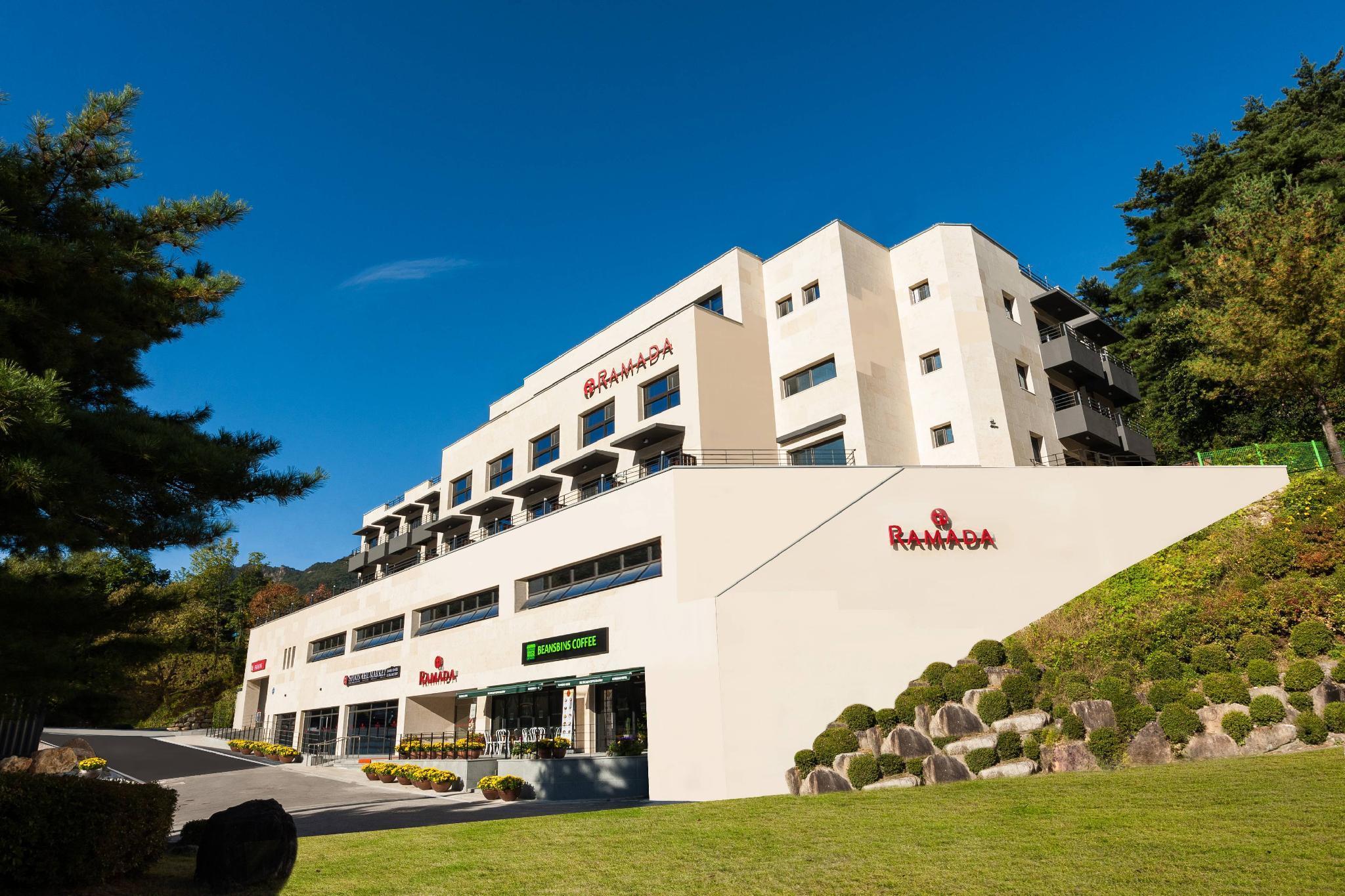 Ramada Resort by Wyndham MungyeongSaejae, Mungyeong